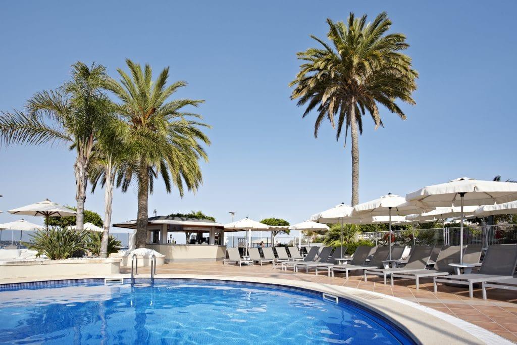 Son Matias Beach Main pool Palmanova