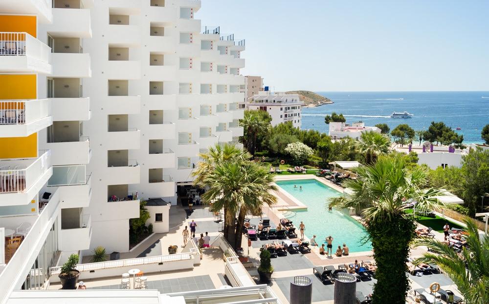 Vistasol Hotel Aptos & Spa Sea view