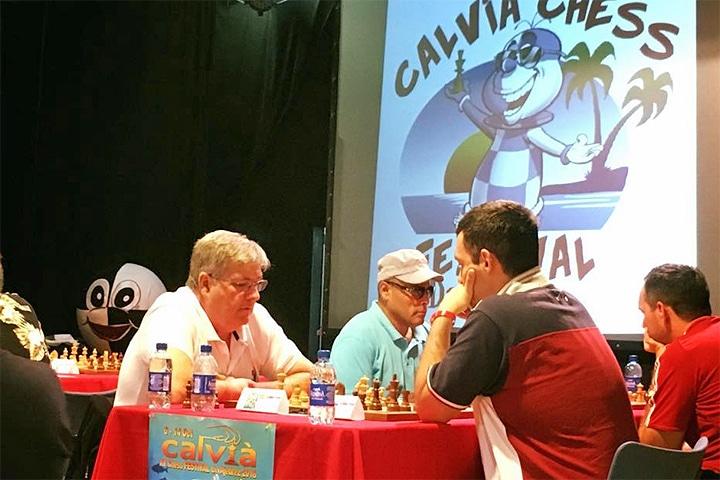 festival ajedrez en calvia