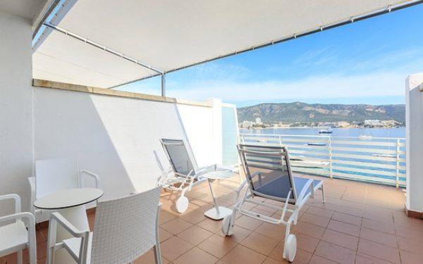 Alua Hawaii Mallorca & Suites Habitación con terraza