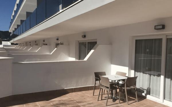 Apartamentos Inn terrace