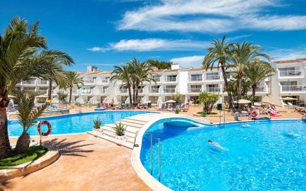 Aparthotel Cas Saboners Palmanova Magaluf Main Pool