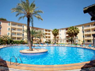Aquasol Palmanova Magaluf Main pool