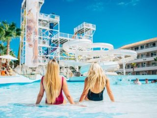 BH Mallorca Adults only waterpark
