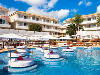 BH Mallorca Hotel Magaluf Palmanova chill pool