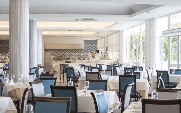 Bahía Principe Sunlight Coral Playa restaurant Magaluf Palmanova