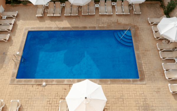 Balear Beach Palmanova Magaluf main pool