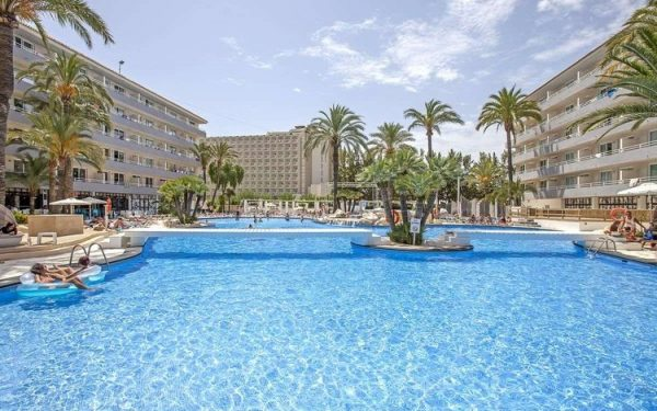 Club B By BH Mallorca main pool and building