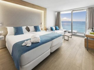 Elba Sunset Mallorca Thalasso Spa double room