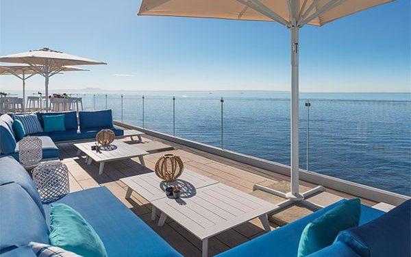 Elba Sunset Mallorca Thalasso Spa rooftop