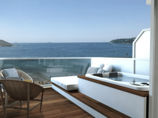 Flamboyan-Caribe Hotel room Palmanova