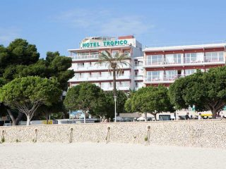 Gran Isla Trópico Playa Building beach