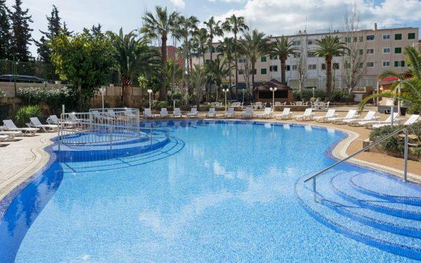 HSM Don Juan Magaluf main pool