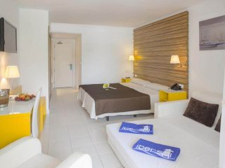 Ibersol Son Caliu Mar Palmanova family rooms