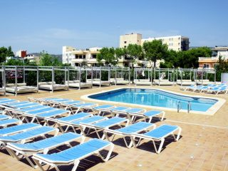 Lively Magaluf Hotel Main Pool