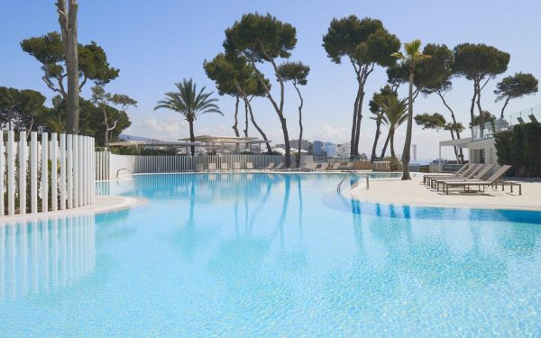 Melia Calvia Beach Main Pool