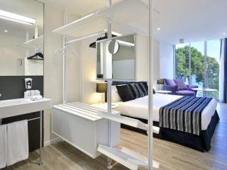Melia South Beach rooms