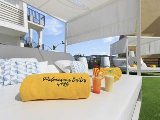 Palmanova Suites by TRH bali beds 4 stars