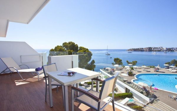 Ponent Mar Apartment sea view Palmanova