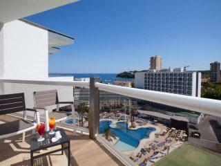Samos Hotel Magaluf sea view