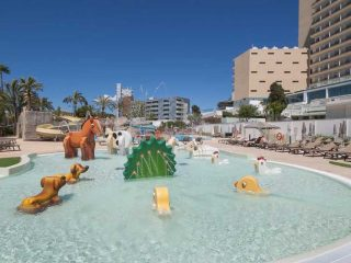 Sol Barbados Palmanova Magaluf Pool kids