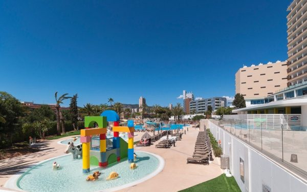 Sol Barbados Palmanova Magaluf splash pool