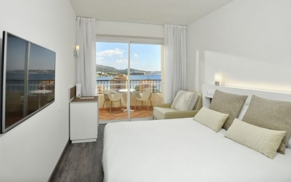 Sol Palmanova I rooms sea view