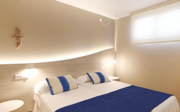 Son Caliu Apartments Double room