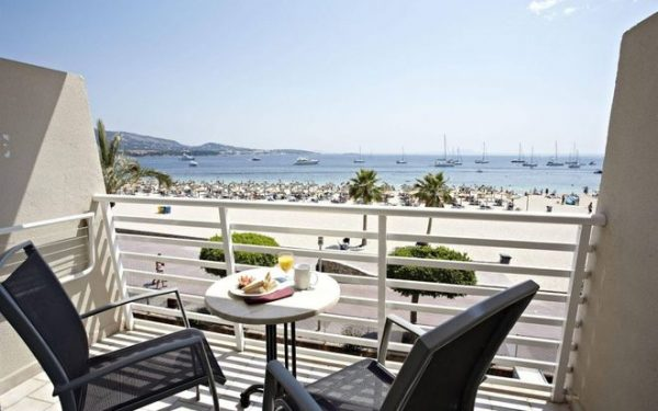 Son Matias Beach Hotel Palmanova sea view room