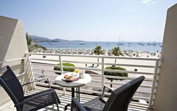 Son Matias Beach Hotel Palmanova sea view room