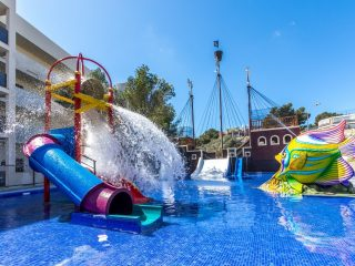 Zafiro Palace Palmanova Splash pool kids