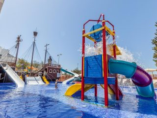 Zafiro Palmanova Splash pool for kids